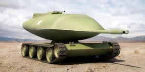 美国核坦克为何仅造一辆就下马