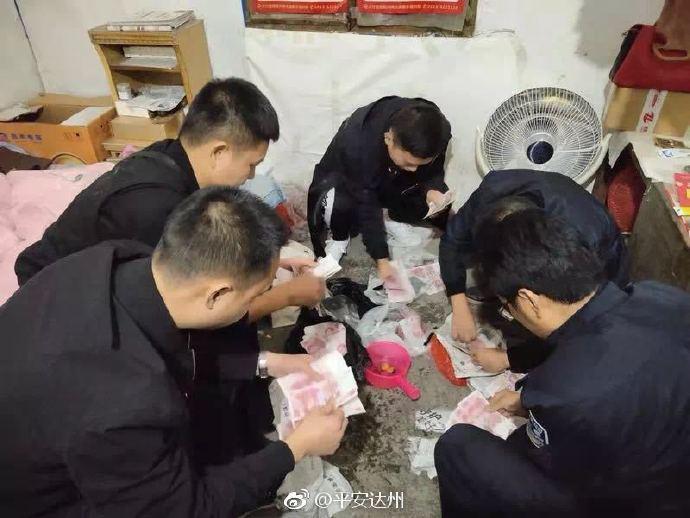 犯罪团伙用打印机制作假币超百万 5人被刑拘