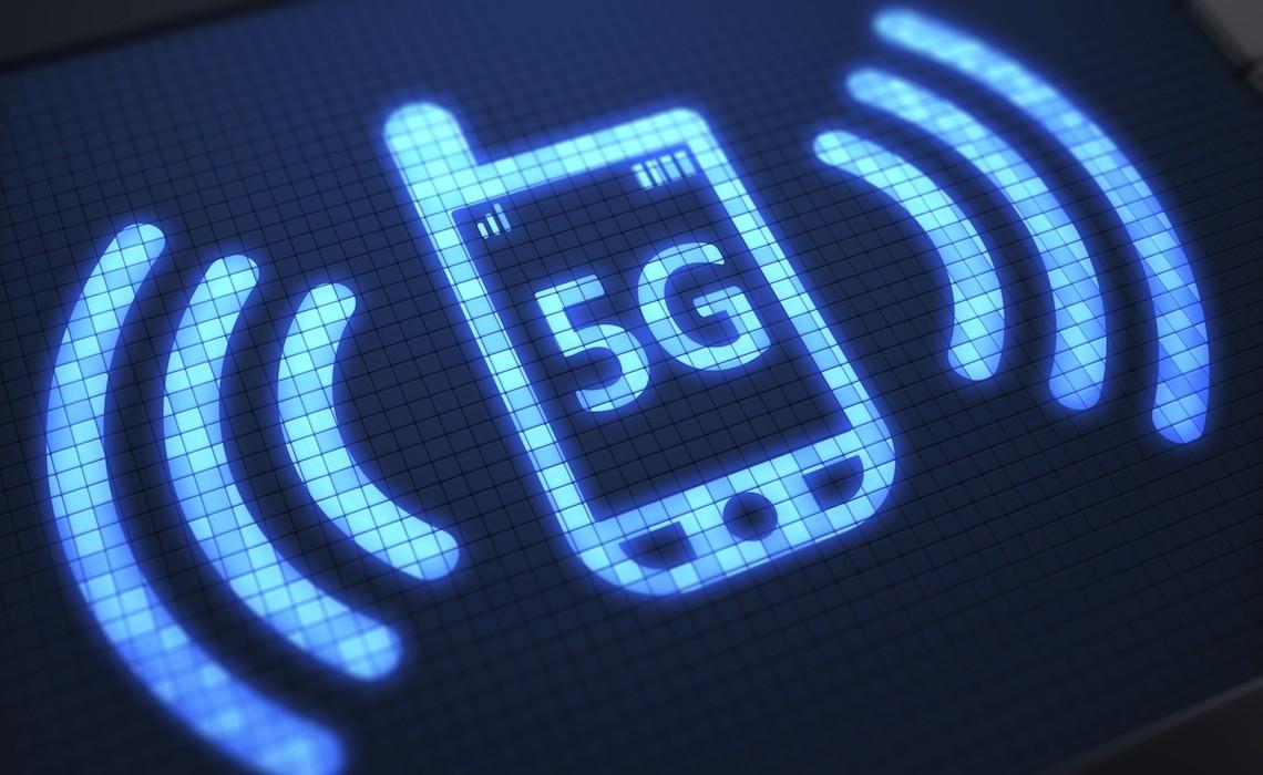 美 FCC周三首次启动 5G拍卖.  5G手机明年商用
