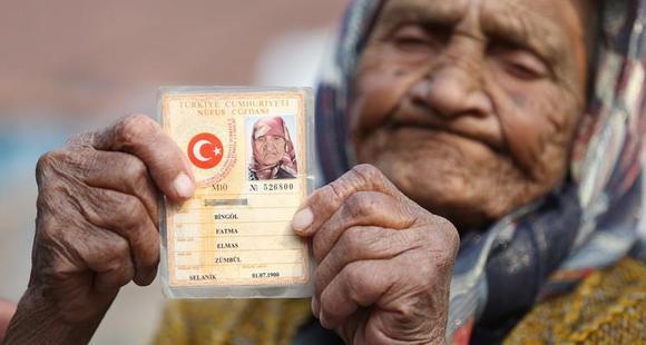 长寿老人活到118岁 见证4个孩子离世