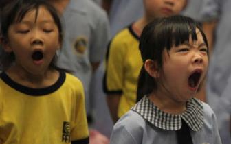 父母对子女要求高成了学生压力的主要来源
