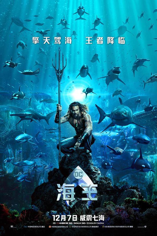 《海王》 海报