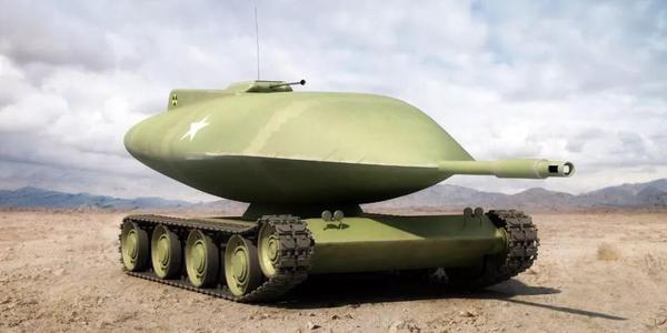 美国核坦克仅造一辆就下马