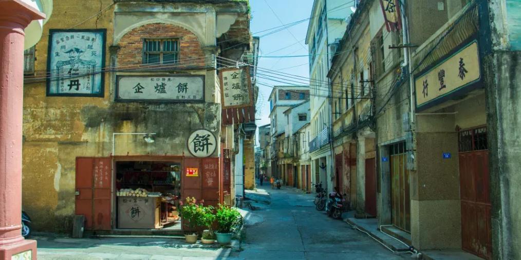 中国历史文化名街——松口古街