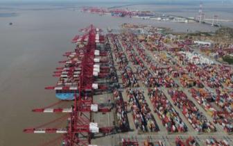 稀有!中国对美集装箱运输量大幅增长
