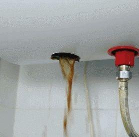 用了这么多年热水器 才知道左下角有个开关!