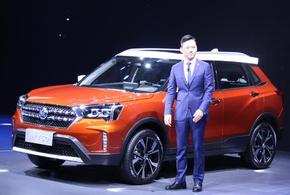 启辰T60正式上市 售价8.58万起