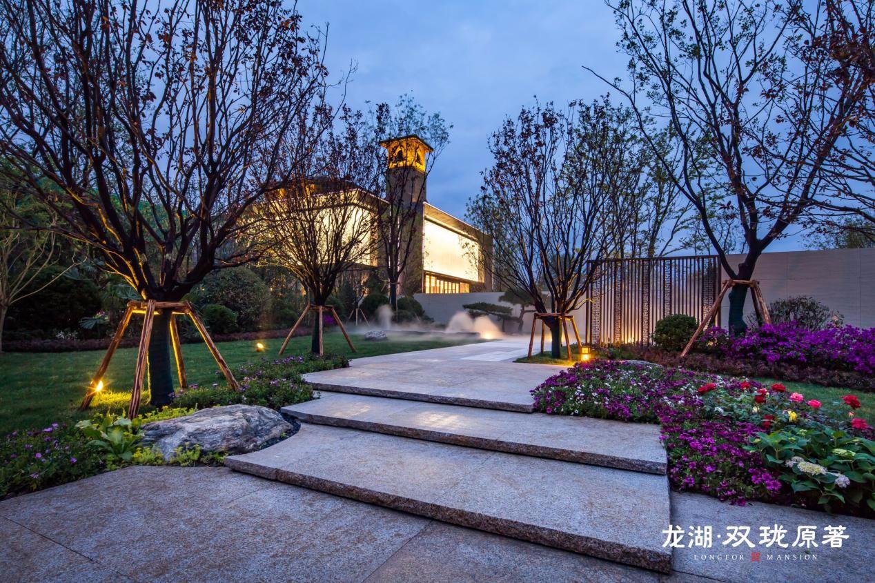 西安龙湖·双珑原著:从院子到花园,回归中国式