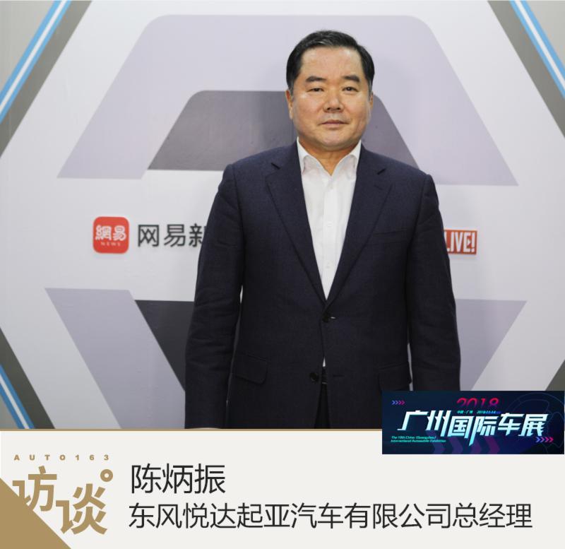 陈炳振:未来将有全球化电动车平台投放到中国