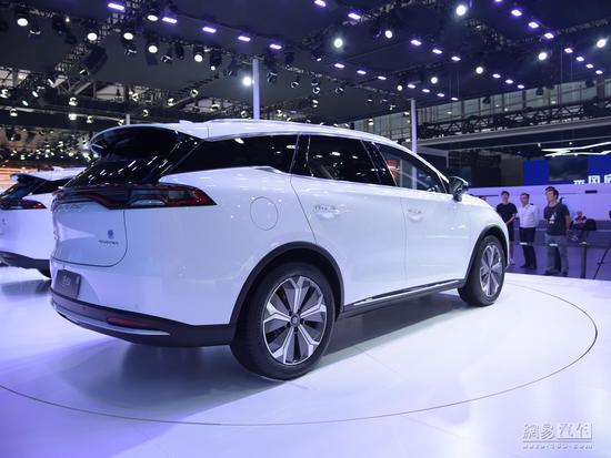 集中发力 2018广州车展上的重磅新能源车