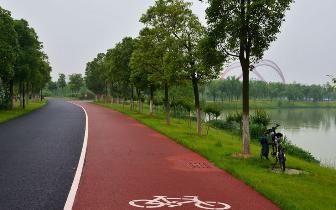 好消息!长沙城南将建两个自行车道闭合圈