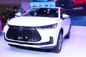 比亚迪全新唐EV预售26-36万