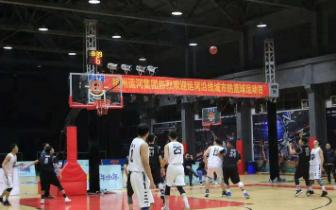 """2018中国""""运河杯"""" 篮球邀请赛火热开幕"""