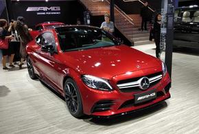 售61.88万元起 奔驰C AMG