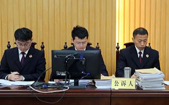 江西:各级检察长直接办案1343件(图)