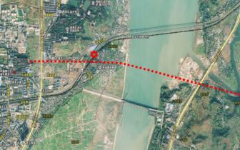 总投资约10亿元 将军路大桥拟于今年开建