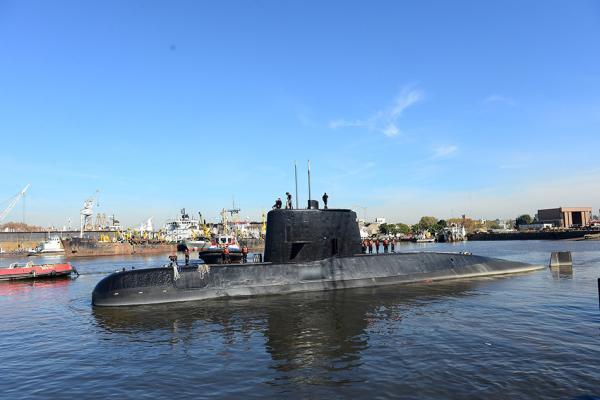 """阿根廷海军:失踪一年的""""圣胡安""""号潜艇确认找到"""