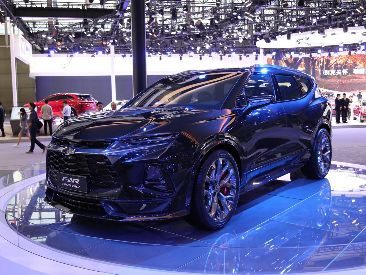 看看未來啥樣子 盤點2018廣州車展重磅概念車