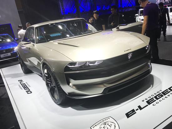 看看未来啥样子 盘点2018广州车展重磅概念车