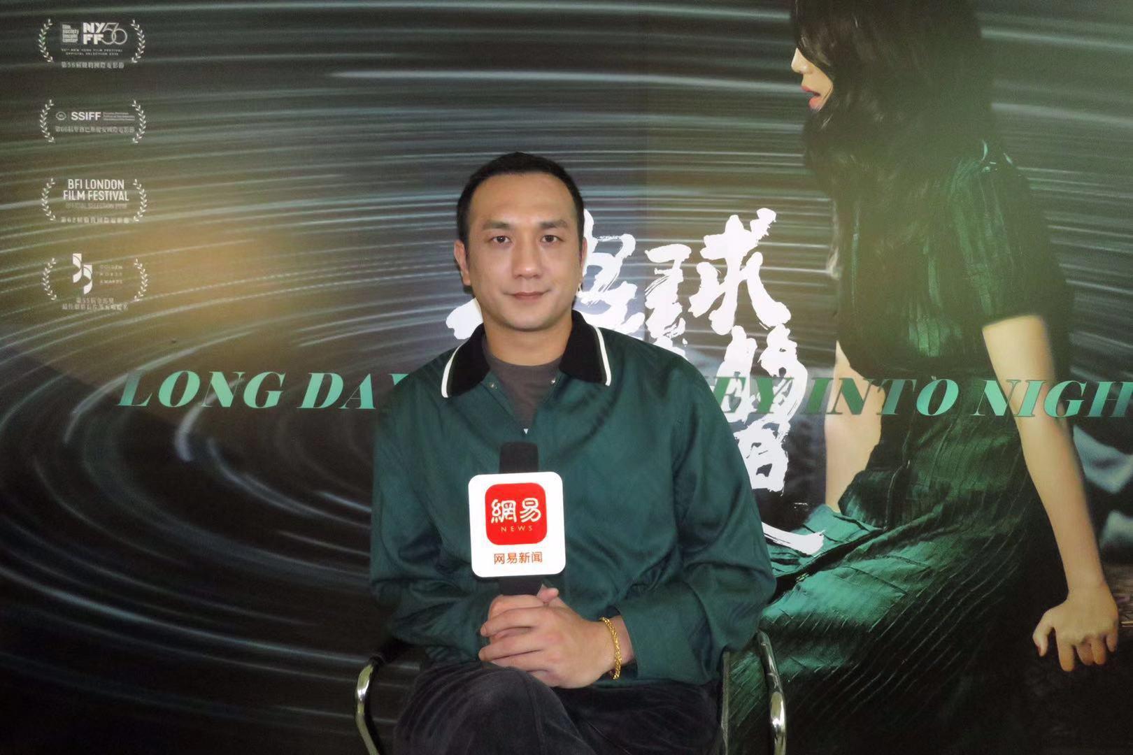 金马专访黄觉 没预先祝贺周迅入围:家常便饭的事