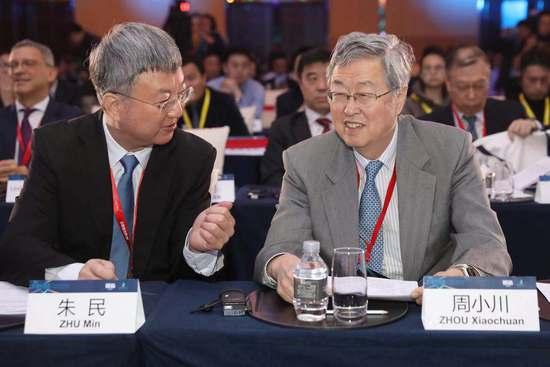 周小川:私营部门做基础设施服务 必须有公共精神
