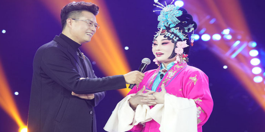 晋城名家陈素琴参加戏曲节目冠军竞演