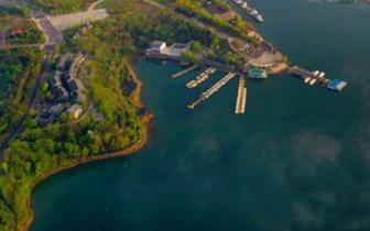 美美哒!仙海成为四川首批河湖公园试点