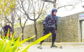 极限耐力跑大神陈盆滨跨界加入中国越野滑雪队