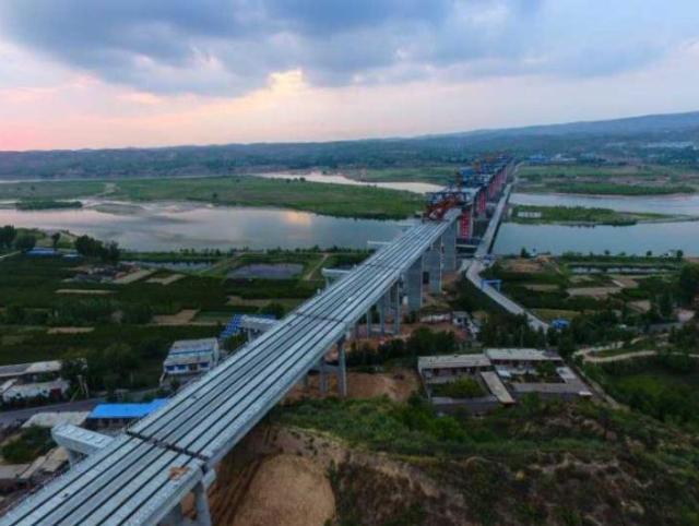 晋蒙黄河大桥通过交工验收,年内有望通车试运营