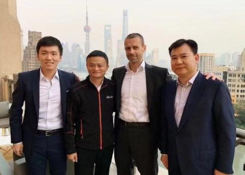曝意大利足協主席接觸阿里 意媒:未來在中國踢意甲