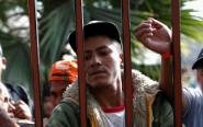 3000移民抵美墨边境等庇护