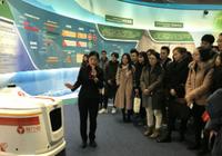 北京属地互联网新闻信息服务单位从业人员参观中