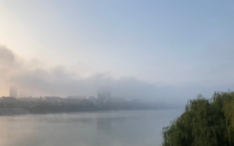 """""""雾""""必小心!内江局部地方能见度小于50米 内遂、内威荣全线入"""