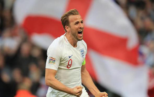 凯恩7分钟造2球 英格兰2-1克罗地亚