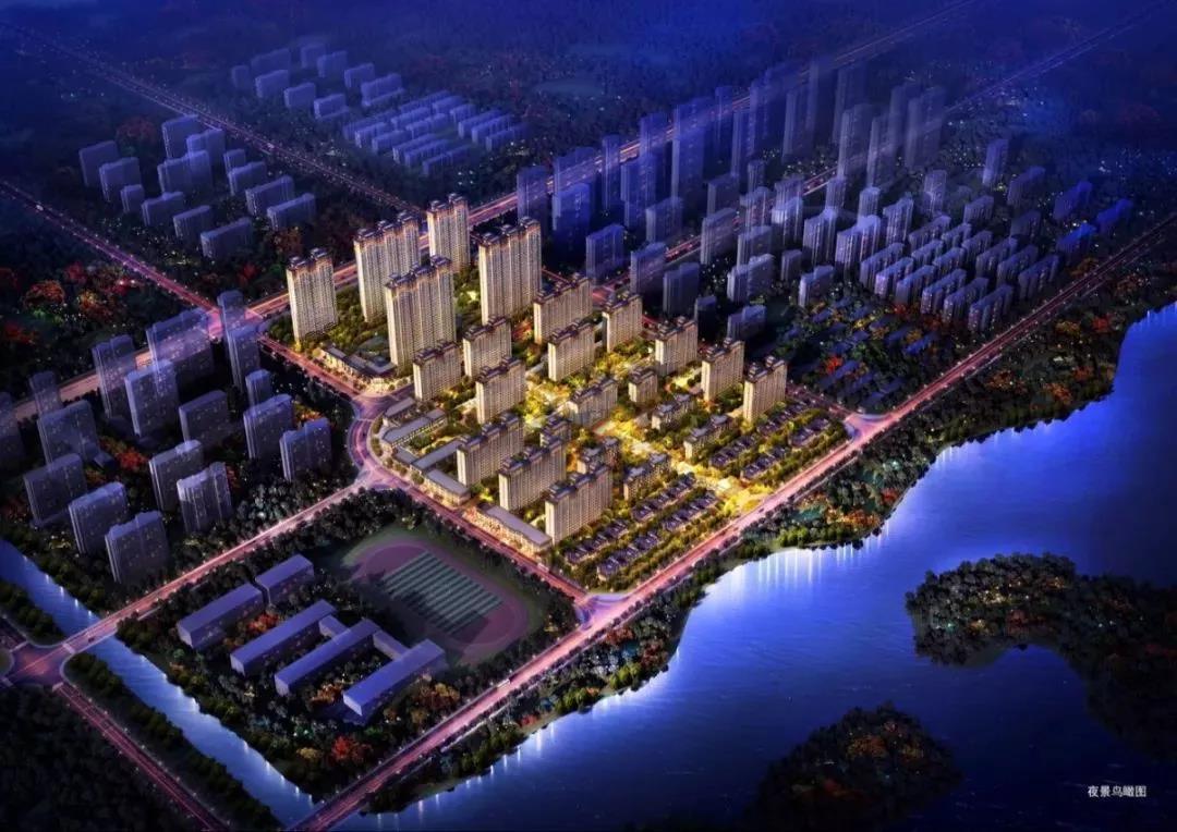 民泰·龙廷贵府北区高层在售中 均价16800元/㎡