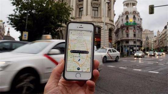 德国拟2021年向Uber等打车服务开放市场