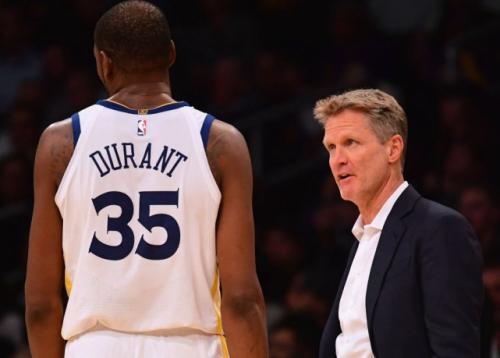 產生分歧?Kerr:執行太差要多傳球!杜蘭特:為傳球而傳球沒用