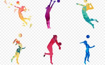 孝感工业学校师生助力中国排球超级联赛