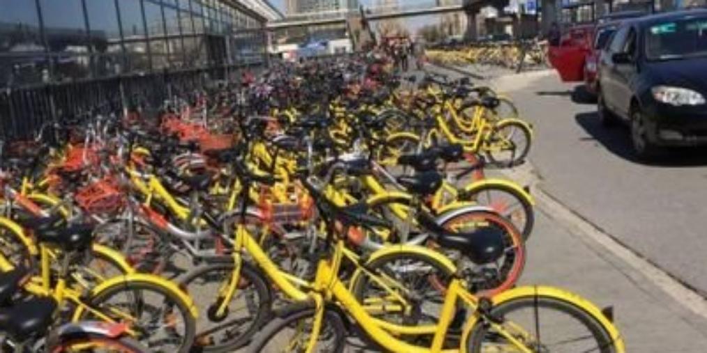 共享单车认购返利? 江油12人被骗2万元