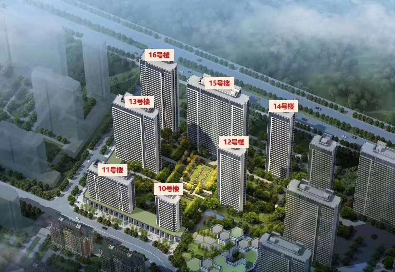 绿城百合花园紫薇园二期现加推3栋楼 即将开盘!