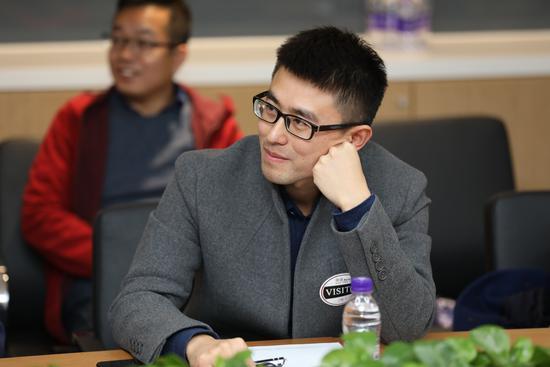 (00派创始理事、北京琳云信息科技有限责任公司创始人、CEO蒋承宏)