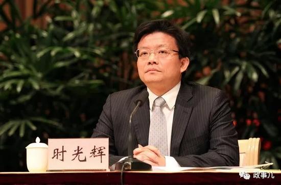 全国首位70后副部跨省调整 任贵州省委常委