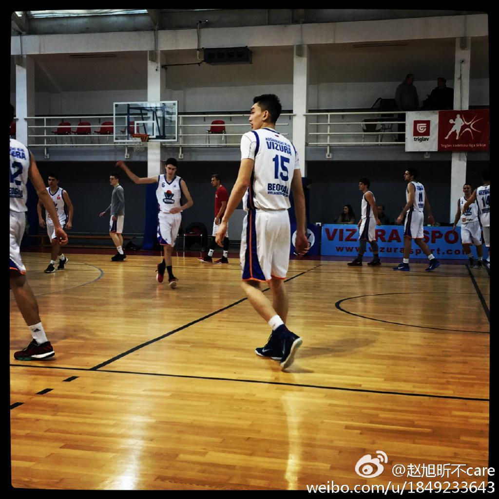 胡雪峰证实江苏籍小将登陆欧洲联赛 出身体育世家