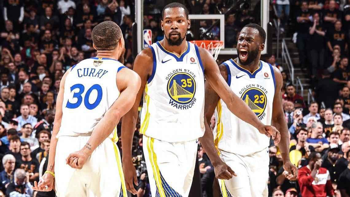杜蘭特:沒有Curry,格林有很大不同,但是每一個人依然自信