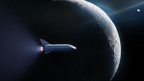 马斯克将BFR改名为Starship 准备进行星际旅行[多图]