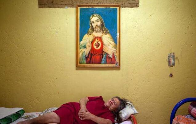 探访墨西哥性工作者养老院里的晚年生活