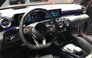 奔驰A级三厢预售21.6万