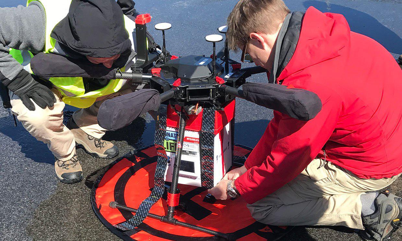 美国研究人员测试用无人机递送肾,结果很喜人