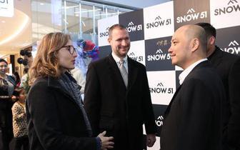 冰雪集结号响彻上海!SNOW51青少年滑雪队正式成立