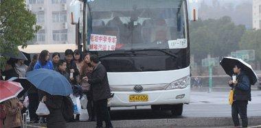 探访毛坦厂中学:复读班的学生们周日这样过